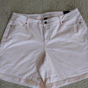 New Lane Bryant boyfriend shorts